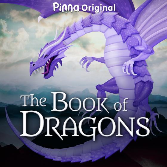 Pinna Original audiobook The Book of Dragons