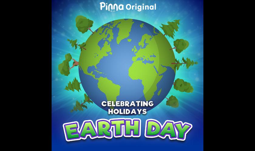 Pinna Original audiobook Celebrating Holidays: Earth Day