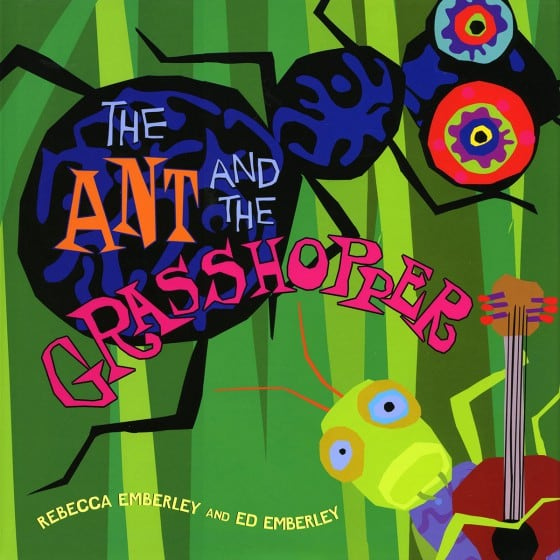 The Ant and the Grasshopper by Chris Thomas King