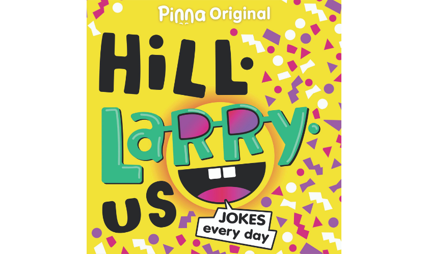 Pinna Original podcast HiLL-LaRRy-uS