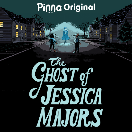 Pinna Original podcast The Ghost of Jessica Majors