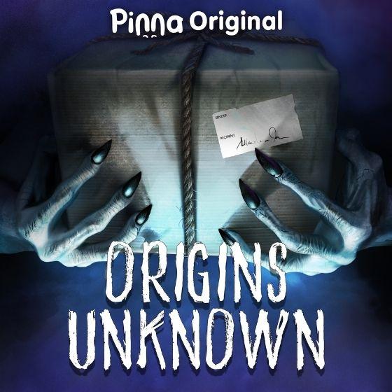 Pinna Original podcast Origins Unknown
