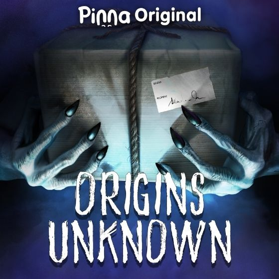 Pinna Original podcast Origins Unknown
