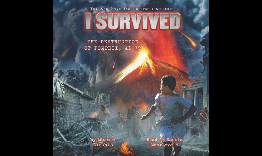 I Survived the Destruction of Pompeii AD 79