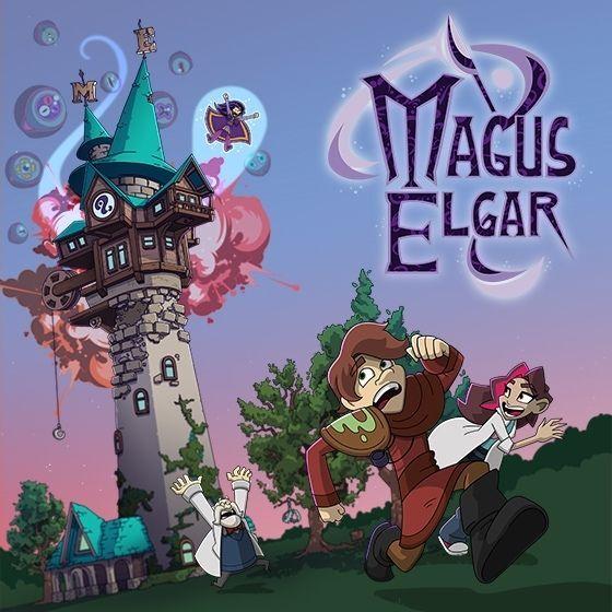 Magus Elgar podcast