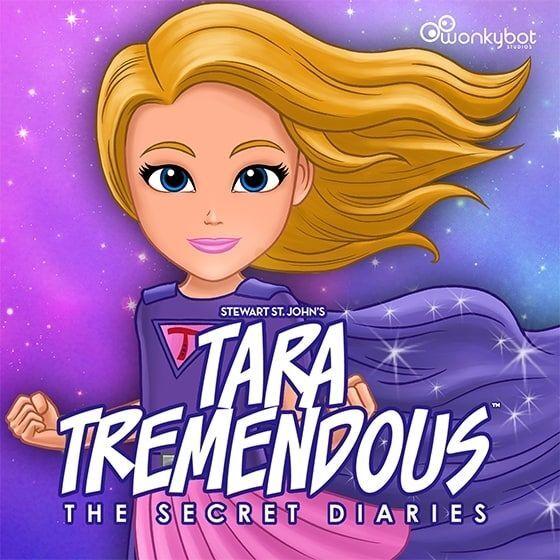 Tara Tremendous The Secret Diaries