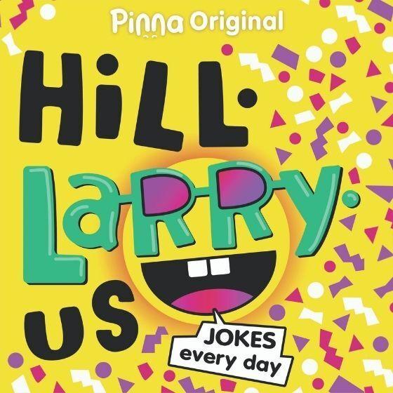 Pinna Original podcast HiLL-LaRRy-uS