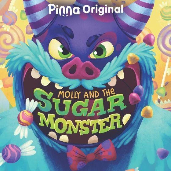 Pinna Original podcast Molly and the Sugar Monster
