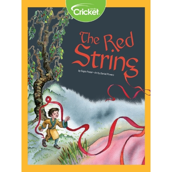 the-red-string-by-eugie-foster-narrated-by-dan-schoeneberg