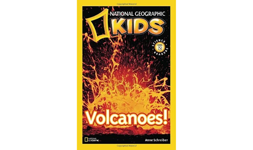 National Geographic Kids Volcanoes