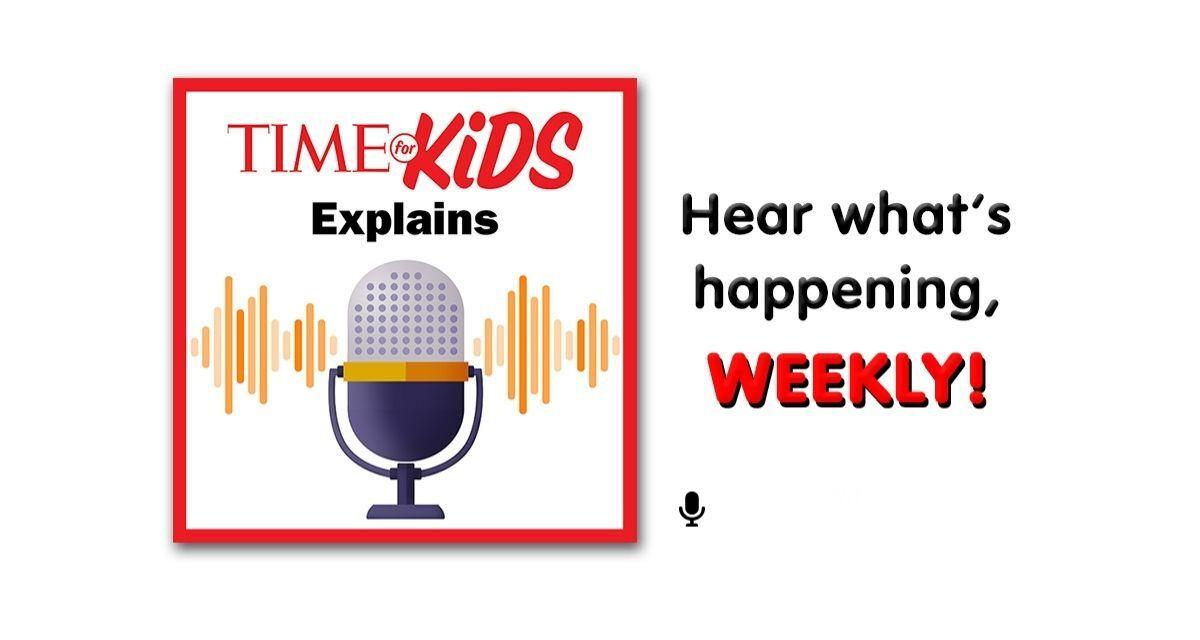 Pinna Original podcast TIME for Kids Explains