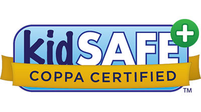 kidSafe COPPA Certified